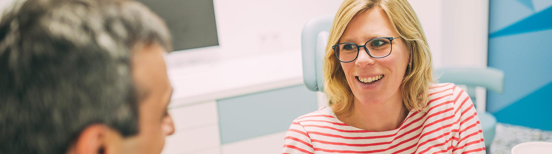 Zahnarzt Münster Paradontologie Vorsorge