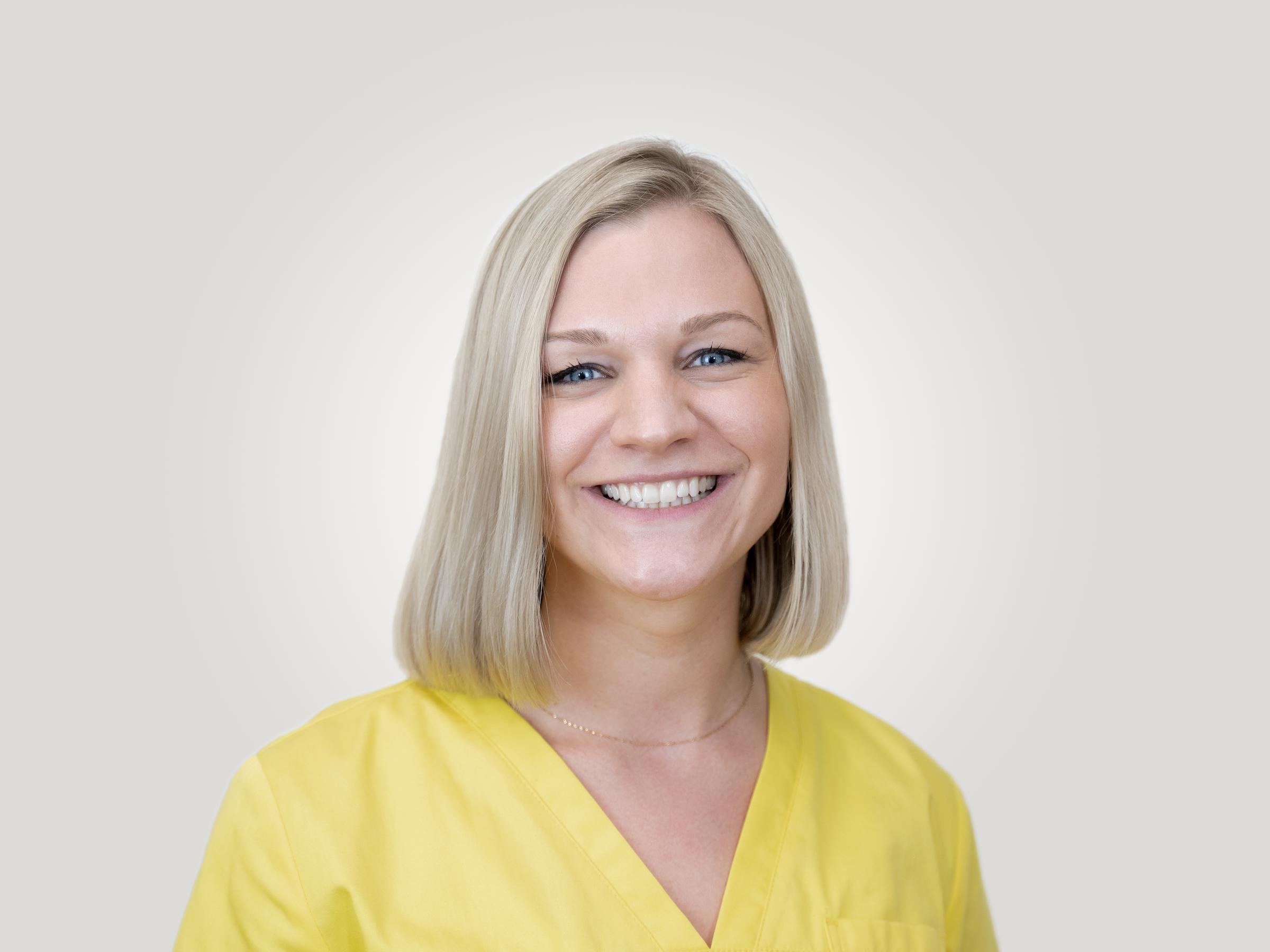 Anne Lichte Mitarbeiterin MKG PLUS Fachzahnarzt Zentrum Münster