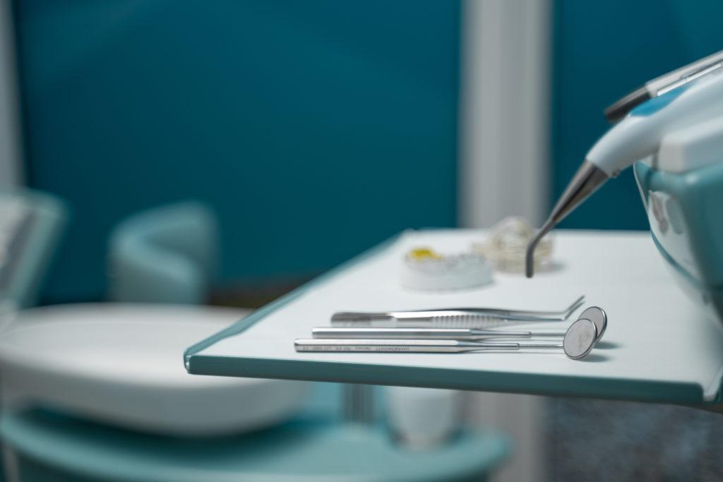 Kariesdiagnostik in unserer Zahnarztpraxis in Münster